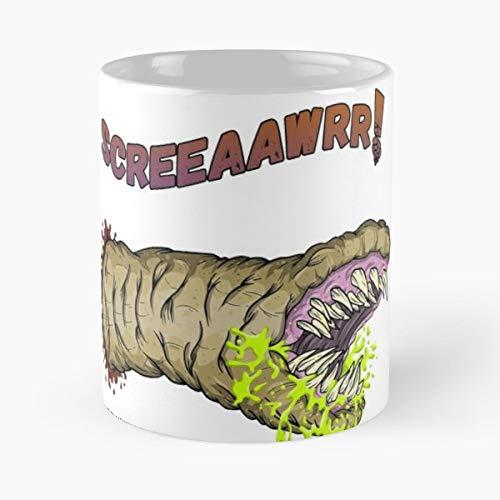 (Sponge Pest Bloodsucker Idler - Handmade Funny 11oz Mug Best Holidays Gifts For Men Women Friends.)