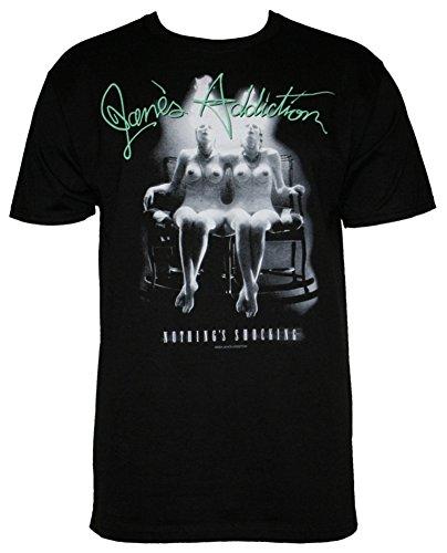 Jane's Addiction - Nothing's Shocking T-Shirt Size L