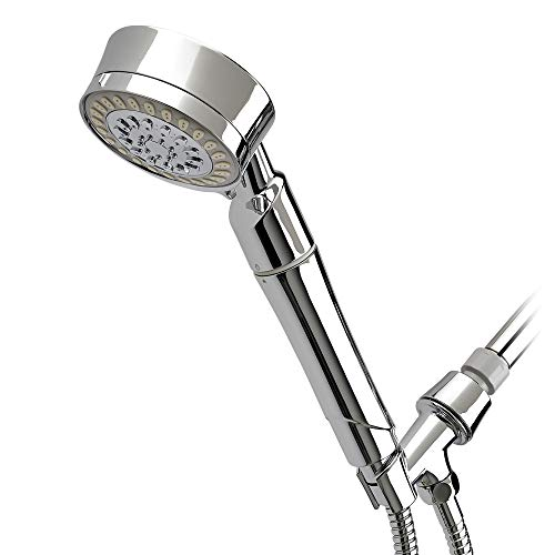 (Sprite Showers HC5-CM-R Cascade Filtered Shower Handle, Chrome)