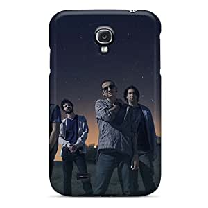 New FBJ11926XEKb Music Linkin Park Skin Cases Covers Shatterproof Cases For Galaxy S4