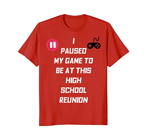 Video game high school reunion class of 1988 and 199 t-Shirt