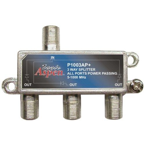 Eagle Aspen 500303 P1003ap+ 1000 Mhz Splitter (3 Way)
