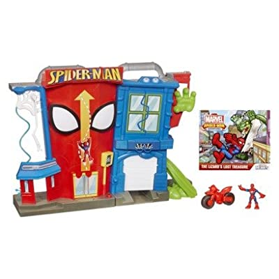 Stuntacular City Playset by Spider-Man