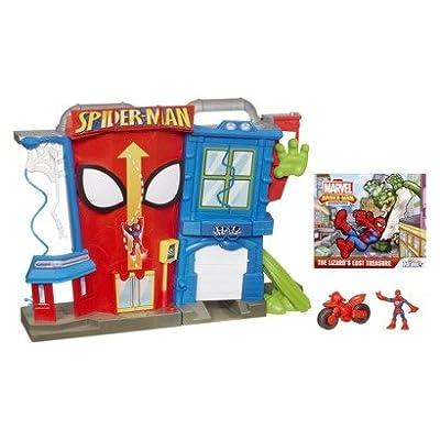 Stuntacular City Playset by Spider-Man