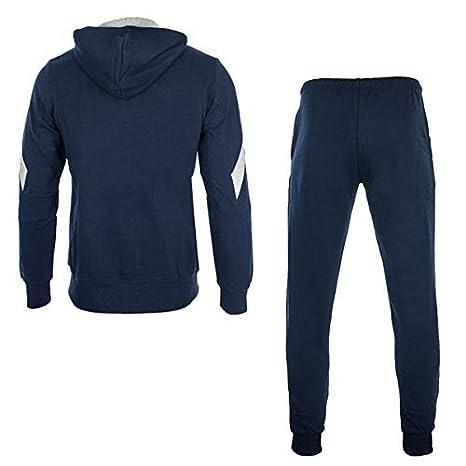 ASICS Hombre Chándal Suit Comfort t850z5 5050 Color Azul Marino ...