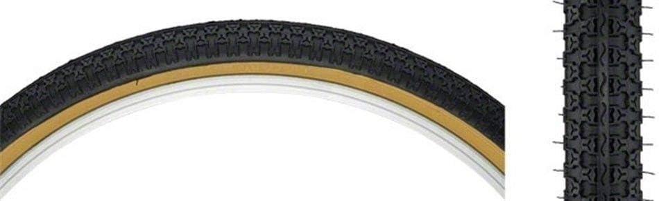CST BMX Tyre C1027-24 x 1.95 Commuter Black