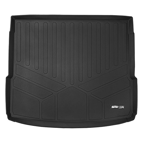SMARTLINER All Weather Cargo Liner Floor Mat Black for 2018 Audi Q5 / SQ5