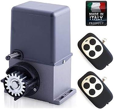 Mini-kit motor puerta cancela corredera INSTALMATIC PRO 800, 220v ...