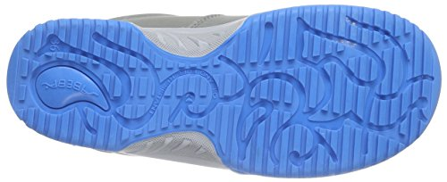 Halbschuh Bleu S2 1782 Abeba Chaussures Sicherheitsschuhe Gris de Adulte uni6 Küchengeeignet Stahlkappe Mixte Sécurité FwxO4tOq