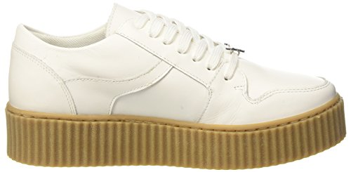 Honey Trainers Leather Sole Windsor Oracle Leather Multicolour Honey White Smith White Women's Sole tTTzZw