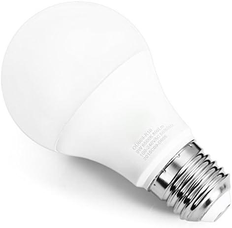 Llevó la bombilla Bombilla LED E26 / E27 22LED 2835SMD 9W (90W halógena equivalente) adecuado for el hogar Iluminación Exposiciones AC 100-240V (Size : Cold White)