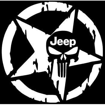 Amazon Com Military Decal Set Willys Sticker Compatible With Jeep