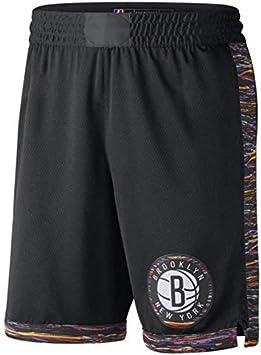 canottejerseyNBA Brooklyn Nets - Pantalones Cortos de Baloncesto ...
