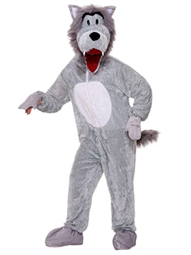 Storybook Wolf Costume - Adult -
