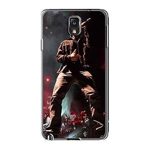 Protector Hard Phone Case For Samsung Galaxy Note3 (RwV1670Higw) Allow Personal Design Vivid Linkin Park Skin
