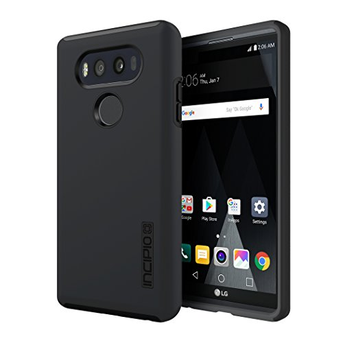 Incipio Cell Phone Case for LG V20 - Black