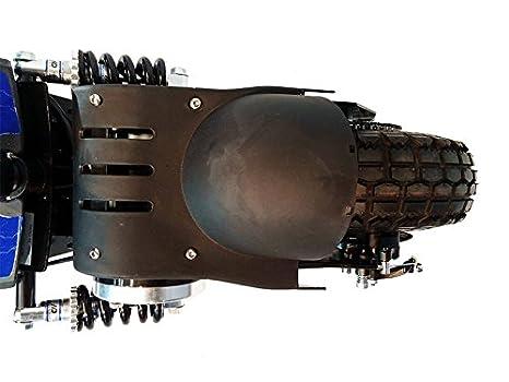 Amazon.com: Super 1300 Brushless Electric Scooter de litio ...