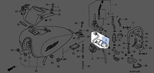 Honda Shadow Oem Parts - 2