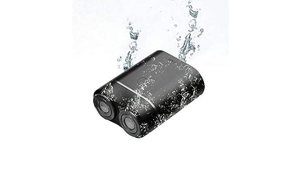 MI - Maquinilla De Afeitar Eléctrica Compacta XIAOMl ZHIBAI SL2 Mini Impermeable Recargable USB para Hombre: Amazon.es: Electrónica