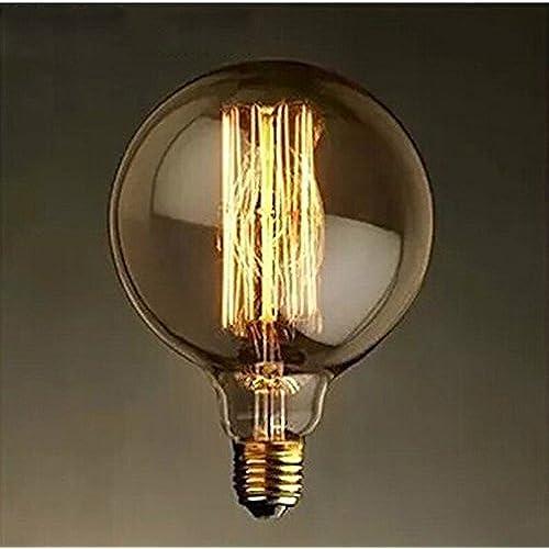 Rétro 2 Bulbe27 Ampoule × Led Lumière Edison Vintage Jaune TlKJuFc135