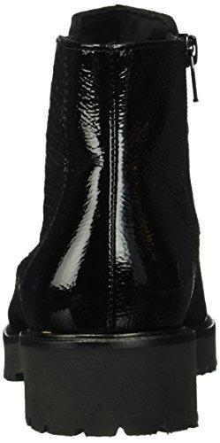 Semler Elena-g1/2, Zapatillas de Estar por Casa para Mujer Negro - negro (001 negro)