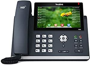 Yealink T48S IP Phone - SIP Phone with Touch Screen