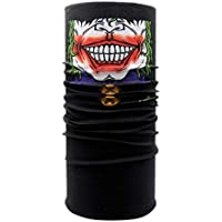 Smiley Face Mask Bandana For Unisex