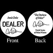 Trademark Global Poker Annie Duke Professional Collector's Dealer Bu