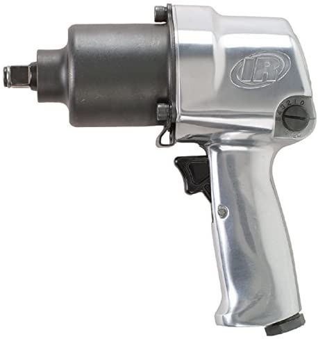 Ingersoll Rand 244A 1/2-Inch Super Duty Air Impact Wrench, 244A - Standard Anvil