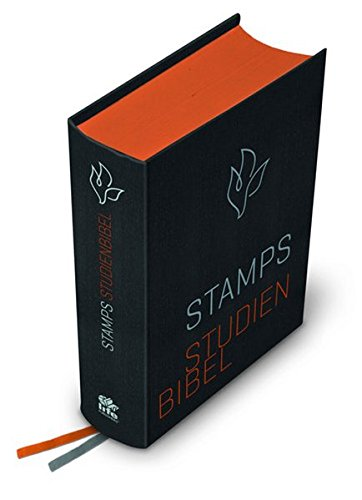The Full Life Study Bible in German Language Edition / Stamps Studienbibel mit dem Text der Zürcher Bibel 2007 blau/rot / Blue Hardcover, Concoradnce, Color Maps
