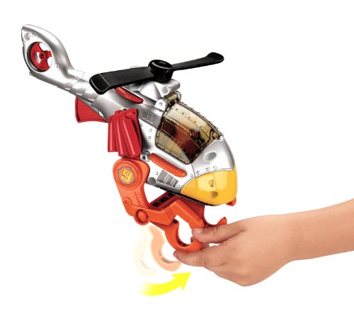 Fisher-Price Imaginext Sky Racers Hawk Copter - http://coolthings.us