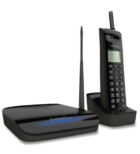 EnGenius ENG-FREESTYL2 FreeStyl 2 Extreme Range Cordless Phone ENGFREESTYL2