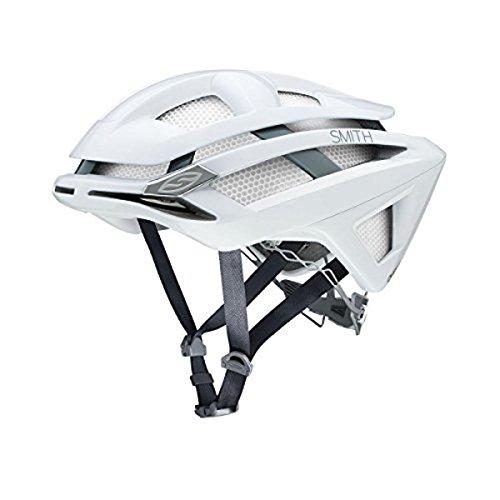 Smith Overtake Helmet White, L by Smith Optics