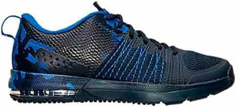 8ed3420c052c Nike Air Max Effort TR AMP 705367-404 Blue Black Blue Training Shoes