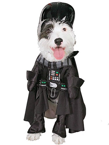Star Wars Darth Vader Pet Costume, -