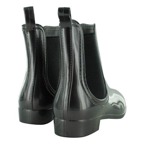 Footwear Sensation - Botines chelsea mujer gris - gris