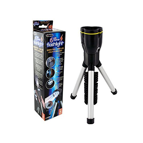Tripod Flashlight by bulk buys ()
