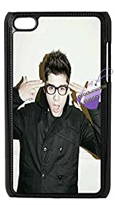 Back case for iPod touch4,cases for iPod touch4,iPod touch4 cover case,DIY Zayn Malik case with Bknso_9607508(Black).