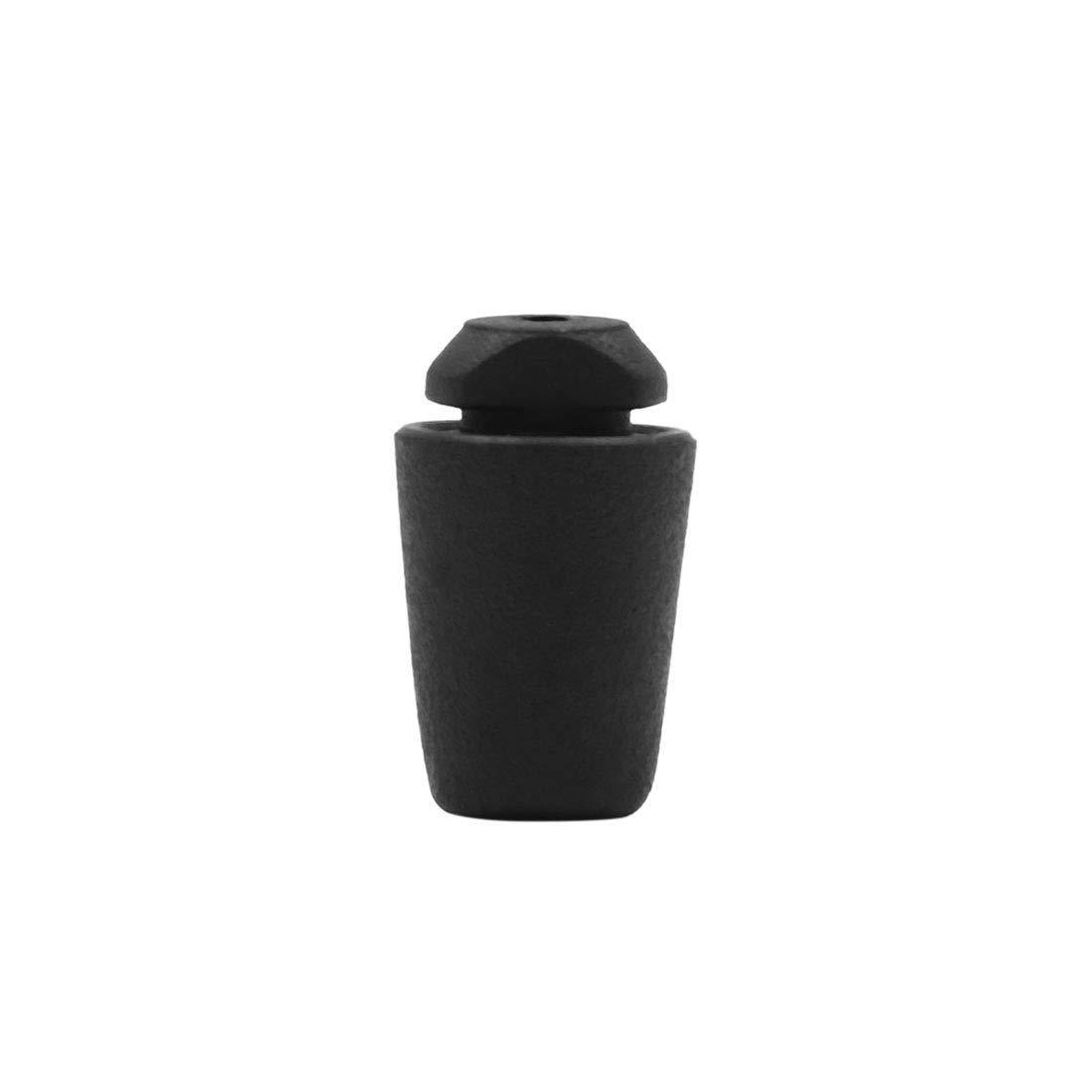 X AUTOHAUX Buffer Mount Rubber Block Absorber for Car Door Trunk Hood 16 x 26.5mm 10pcs