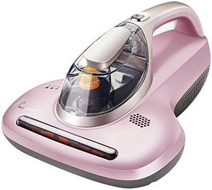 APENCHREN Aspirador Anti Polvo ácaros/Aspirador de Mano con Cable, para el hogar Quitar alergias, Polvo, ácaros, Almohadas, alfombras de Tela Sofás e Insectos,Pink: Amazon.es: Hogar