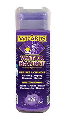 Wizards Exterior Detailing Tools - Cleaners, applicators, Tools. (Water Bandit)