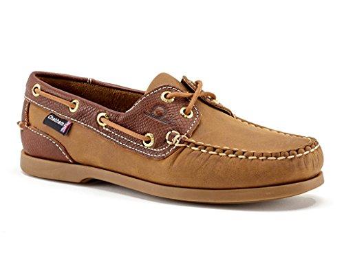 Femme Chatham Chaussures walnut seahorse Bateau Lady G2 Bermuda 001 Marron ZTTAX