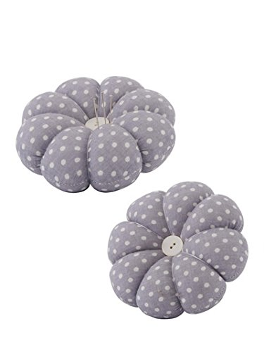 Payviva Handcrafts Pumpkin Pin Cushion Stick Sewing Cute Clour 2