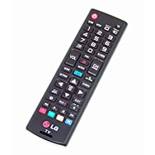 OEM LG Remote Control Originally Shipped With 65UF6800, 55UF6430UB, 49UF6430, 65UF6450UA, 65UF6450, 55UF6450, 43UF6400UA