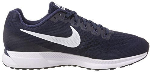 Multicolore Zoom Blue 34 Scarpe thunder White 407 Uomo Nike Obsidian Air black Running Pegasus 0qgwPF5