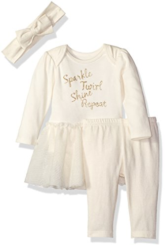 Vitamins Baby Girls' Sparkle Perfect Picture 3 Piece for sale  Delivered anywhere in USA