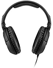 Sennheiser HD 200 Pro Professional Monitoring Headphone