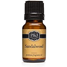 Sandalwood Premium Grade Fragrance Oil - Perfume Oil - 10ml