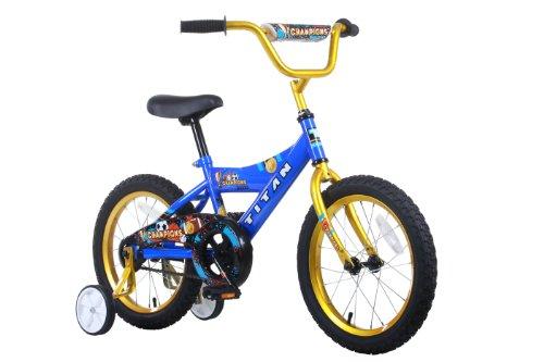 Titan Boys Champion Bike 16 Inch