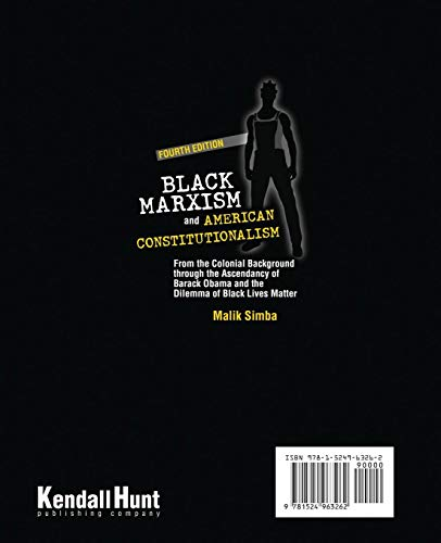 The 4 best black marxism and american constitutionalism 2020
